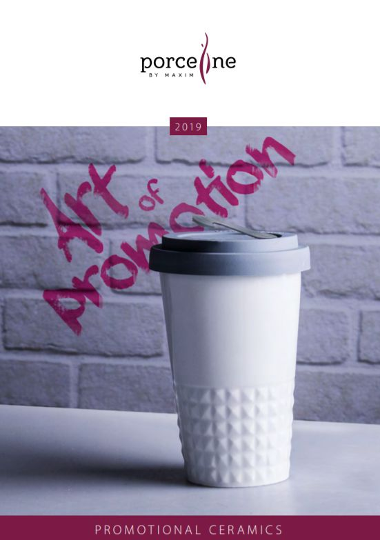 Katalog Porceline - ceramika reklamowa