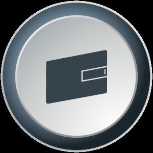 Pendrive Karty kredytowe