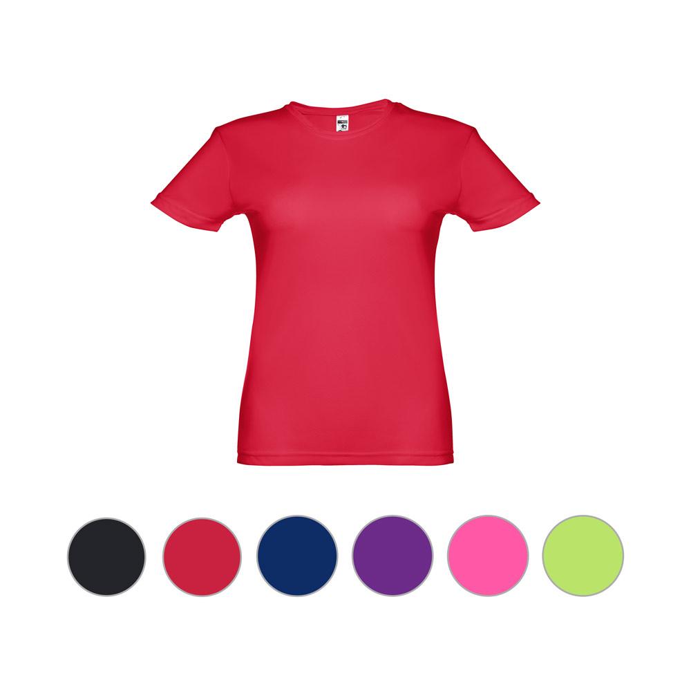 Damski sportowy t-shirt NICOSIA WOMEN