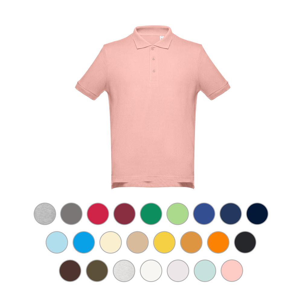 Męski polos t-shirt ADAM