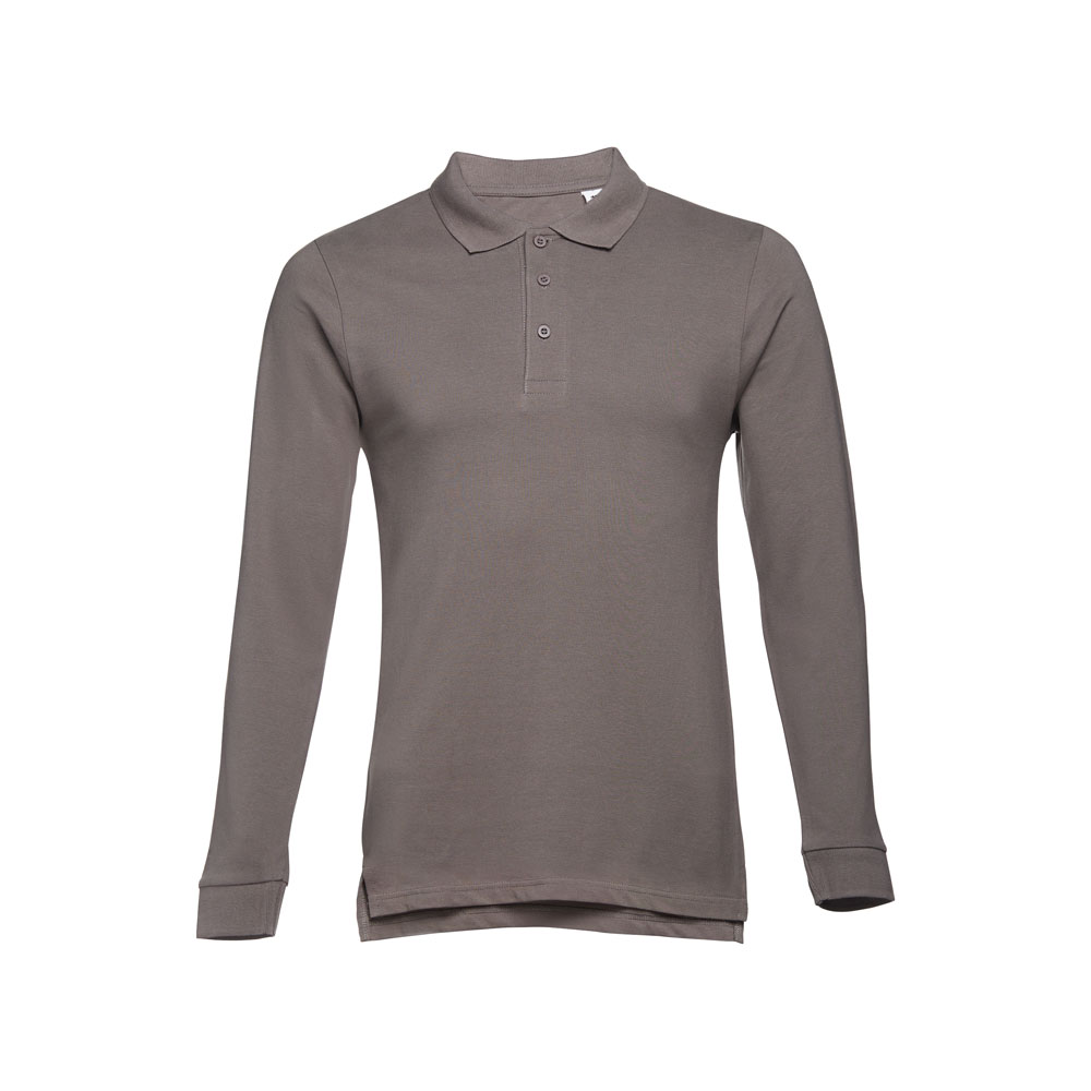 Męski t-shirt z długim rękawem BERN