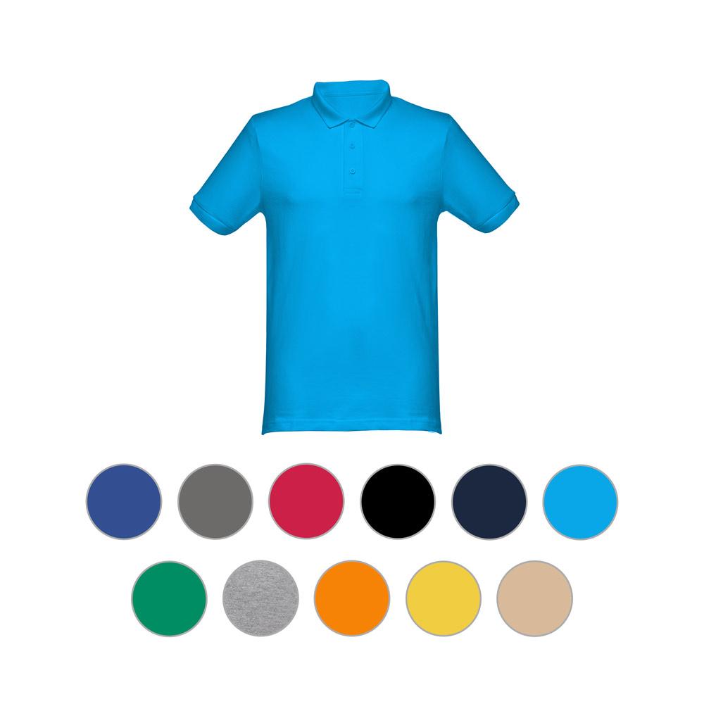 Męski polos t-shirt MONACO