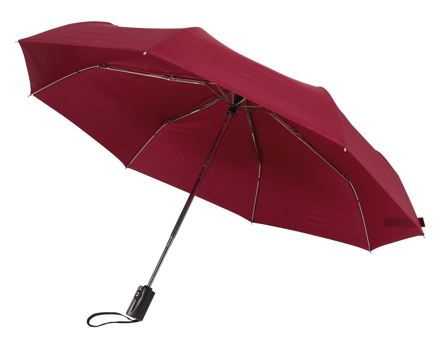 Parasol EXPRESS, bordowy