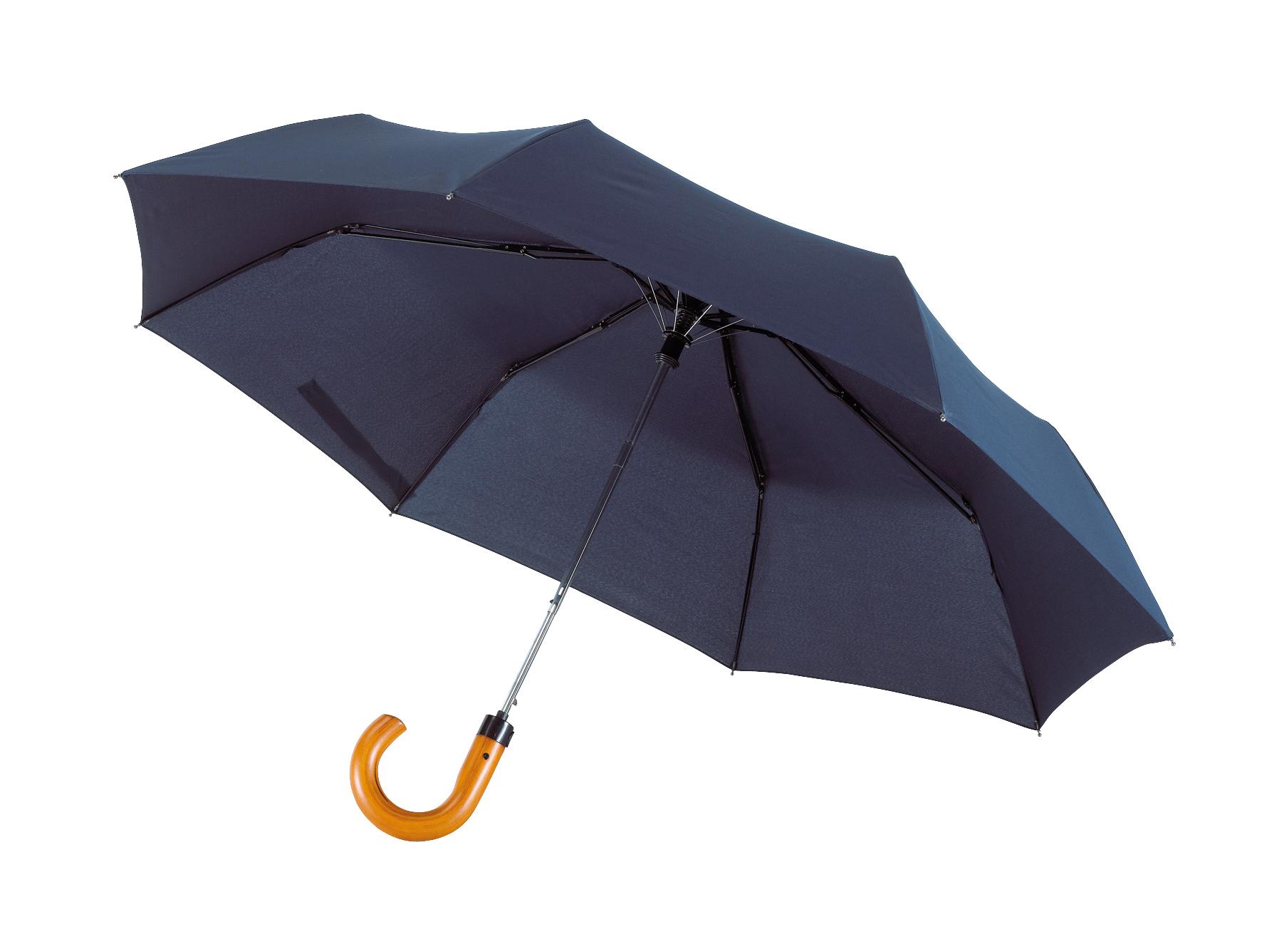 Męski parasol automatyczny LORD, granatowy