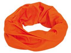 Wielofunkcyjne nakrycie głowy TRENDY, pomarańczowy