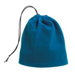 Polarowy szalik-czapka Various