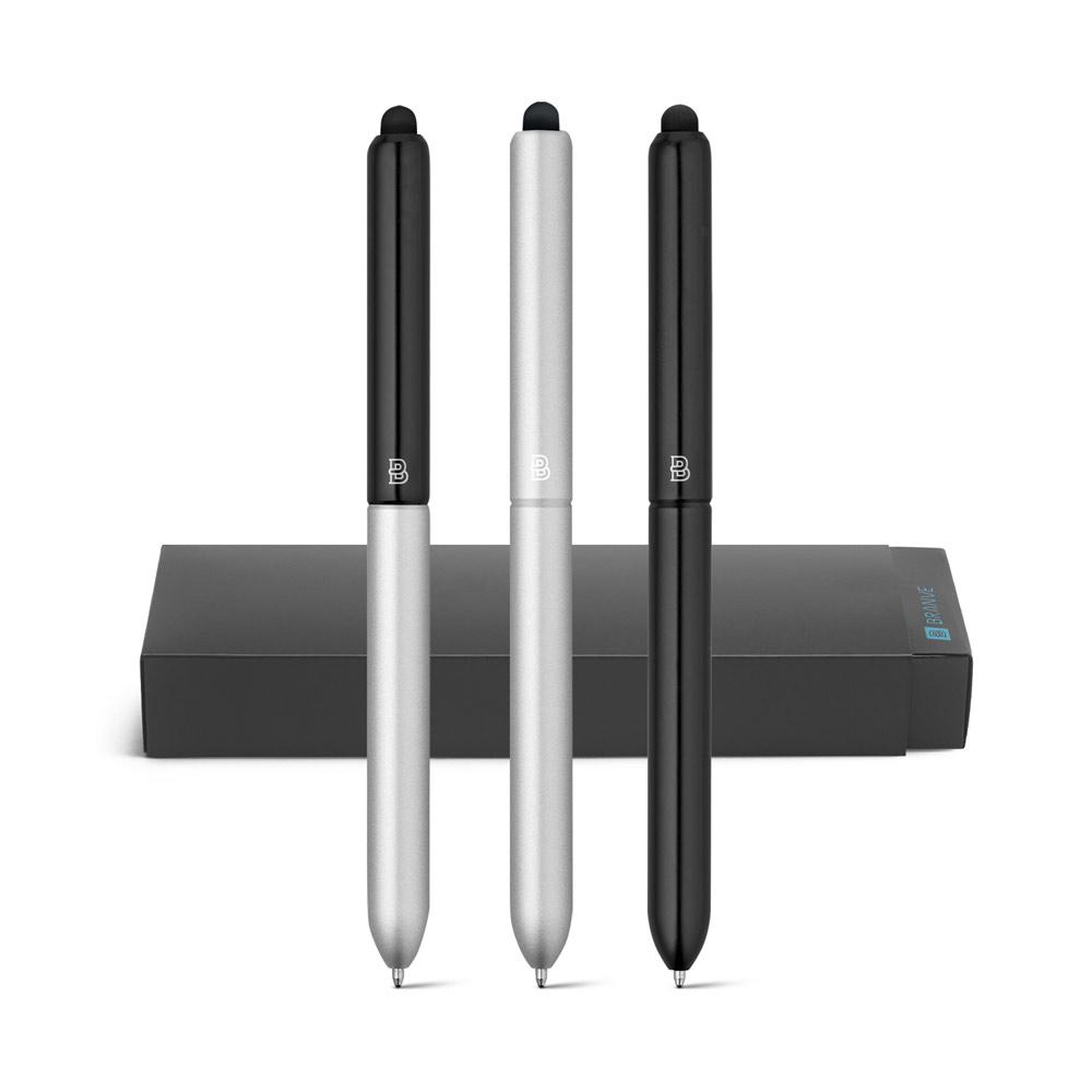Aluminiowy długopis z mechanizmem obrotowym NEO