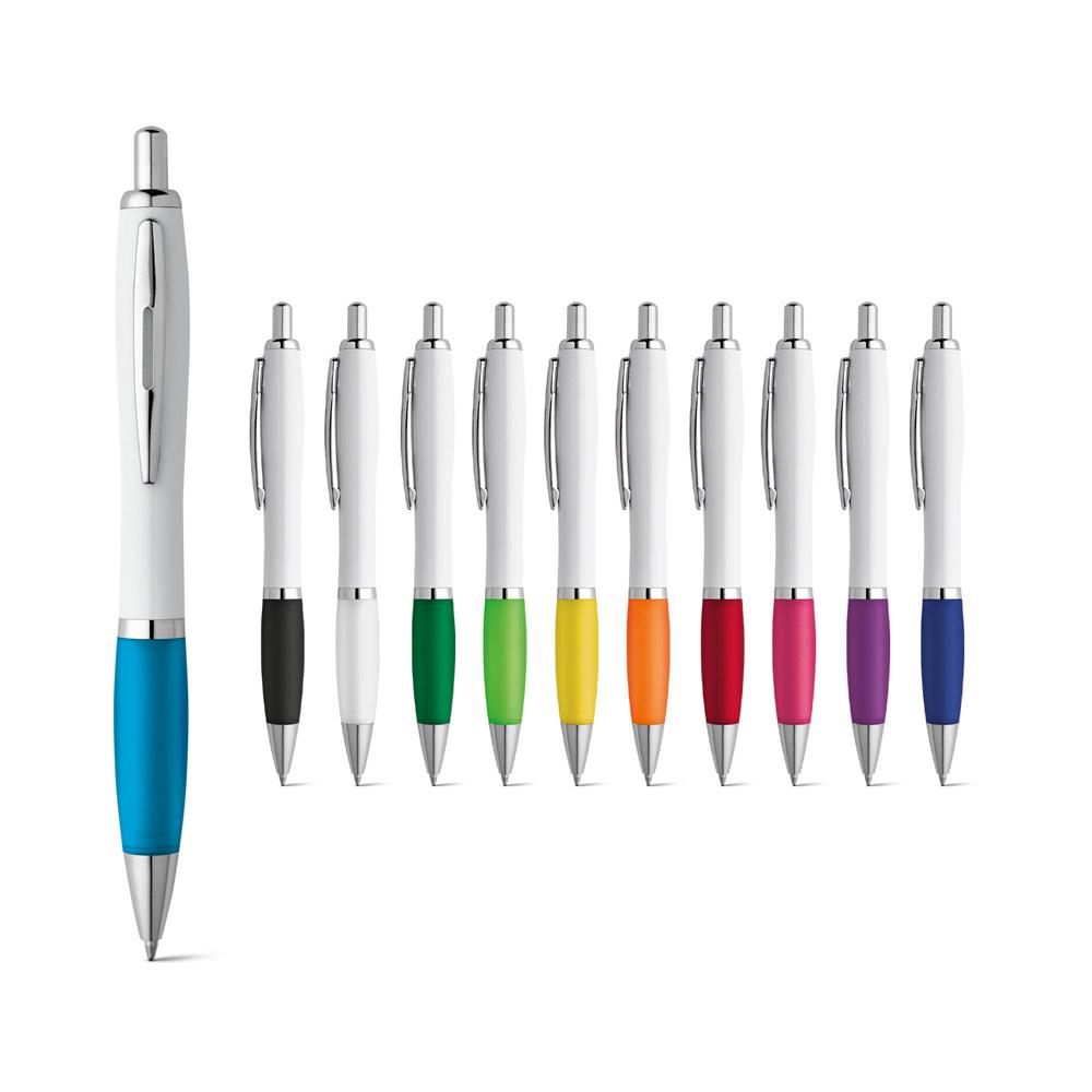 Długopis. Metalowy