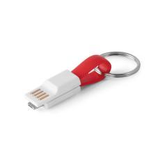 Kabel USB ze złączem 2 w 1 RIEMANN