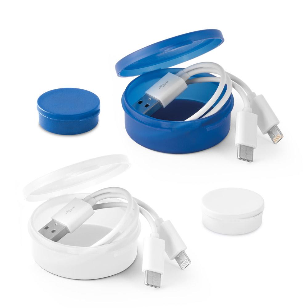 Kabel USB 3 w 1 EMMY
