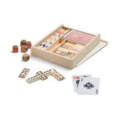 Zestaw gier 4 w 1 PLAYTIME