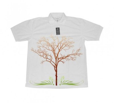 Koszulka POLO biała