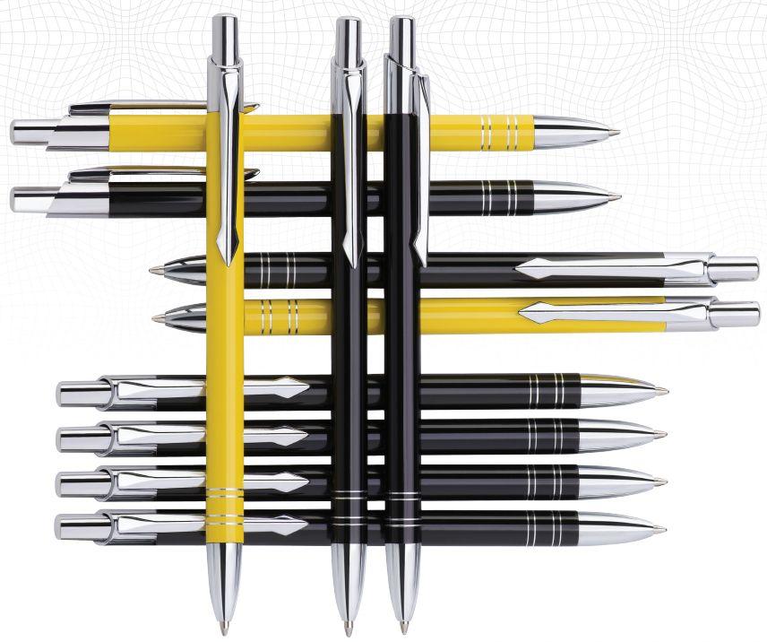 Długopis BOND metalowy niedrogi