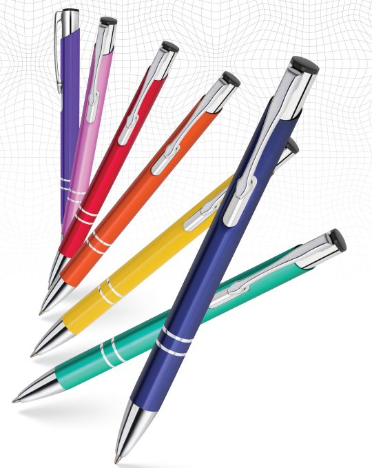 Długopis COSMO metalowy