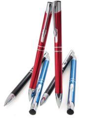 Długopis DUO z dwoma wkładami