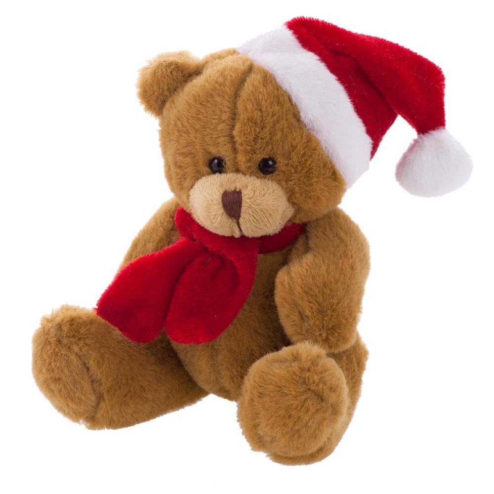 Nathan Brown, Pluszowy miś świąteczny