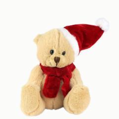 Nathan Honey, Pluszowy miś świąteczny