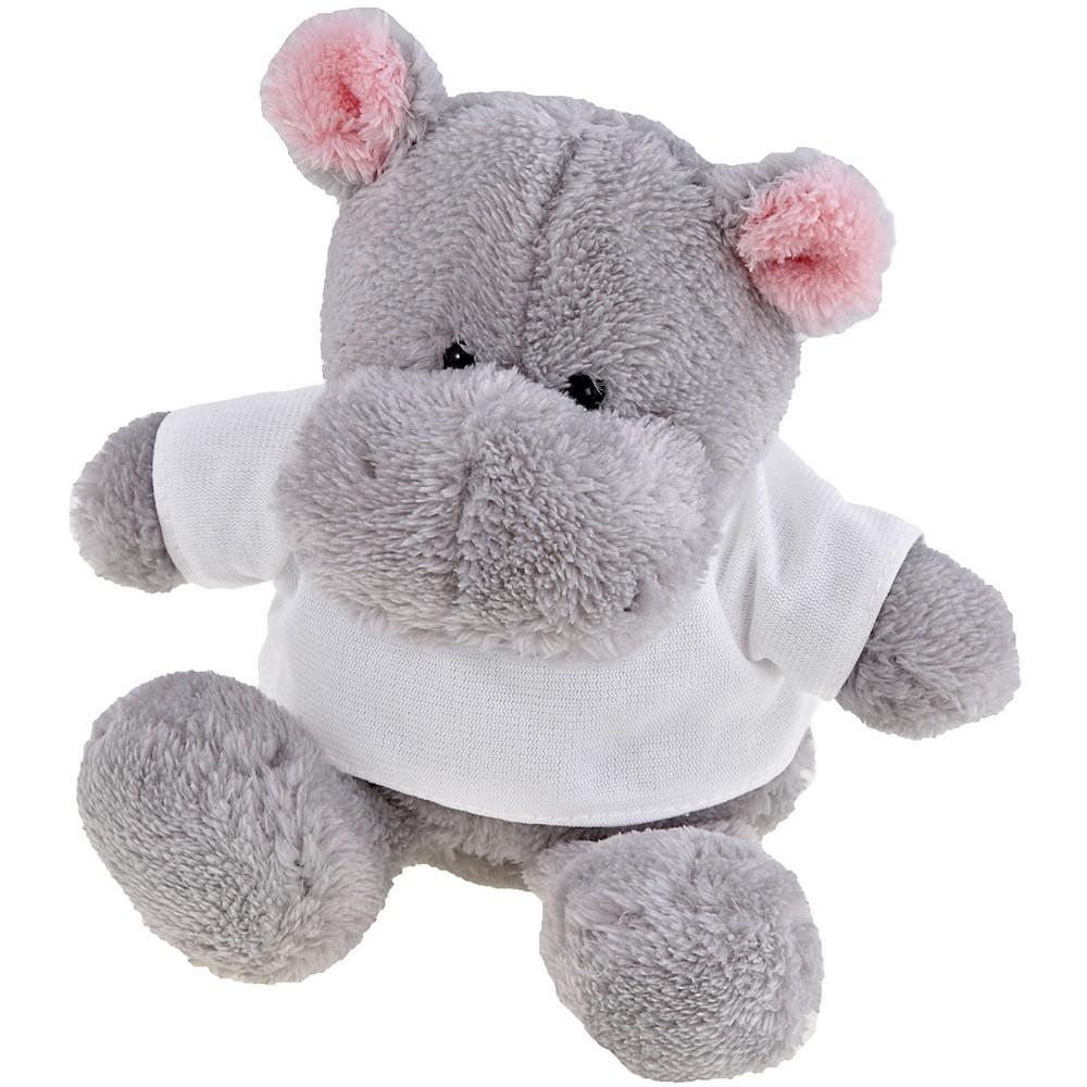 Walter, pluszowy hipopotam