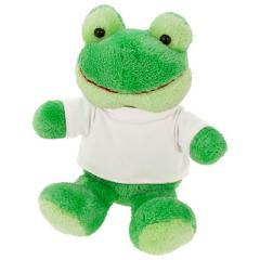 Elena, pluszowa żaba