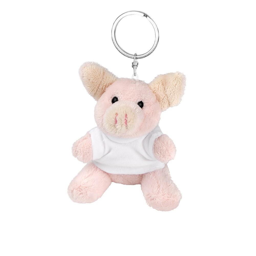 Fanny, pluszowa świnka, brelok