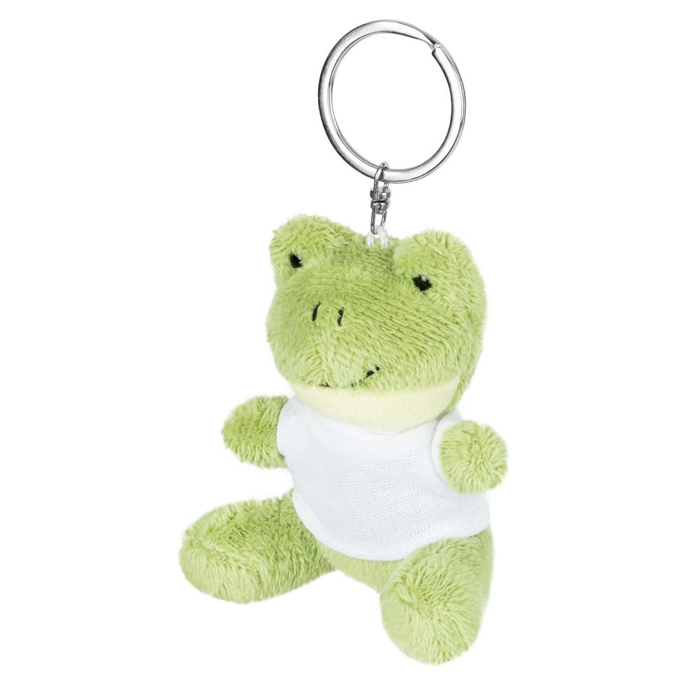 Sallie, pluszowy żaba, brelok