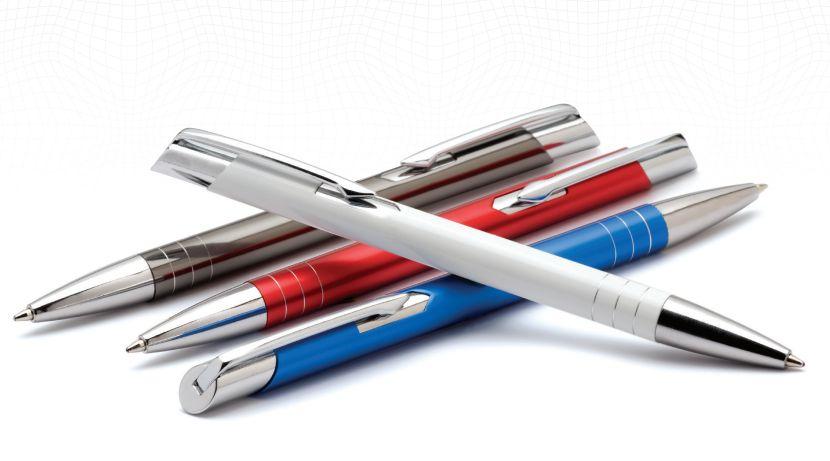 Długopis MOOI  metalowy niedrogi
