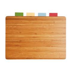 Higieniczny zestaw desek do krojenia, 4 el.