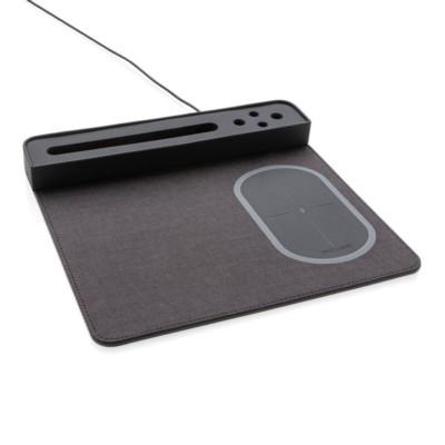 Podkładka pod mysz, ładowarka bezprzewodowa 5W, stojak na telefon Air