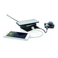 Ładowarka bezprzewodowa 10W i na USB
