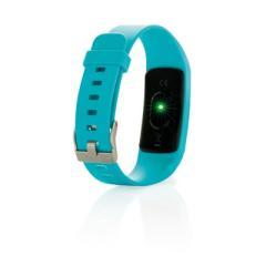 Monitor aktywności Stay Fit, bezprzewodowy zegarek wielofunkcyjny, monitor pracy serca