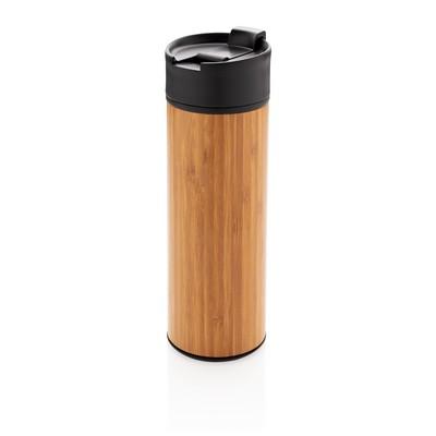 Bambusowy Reklamowy kubek termiczny 450 ml Bogota