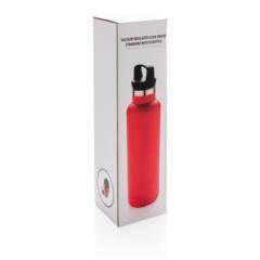 Szczelna butelka sportowa 600 ml, próżniowa