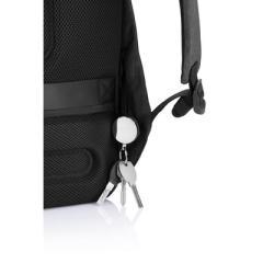Bobby Tech plecak chroniący przed kieszonkowcami z panelem słonecznym, ochrona RFID