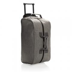 Weekendowa torba sportowa, podróżna na kółkach