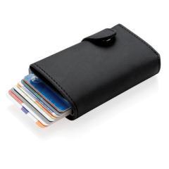 Etui na karty kredytowe, portfel, ochrona RFID