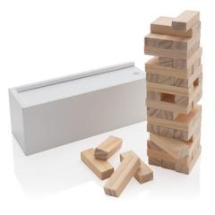 Drewniana gra zręcznościowa