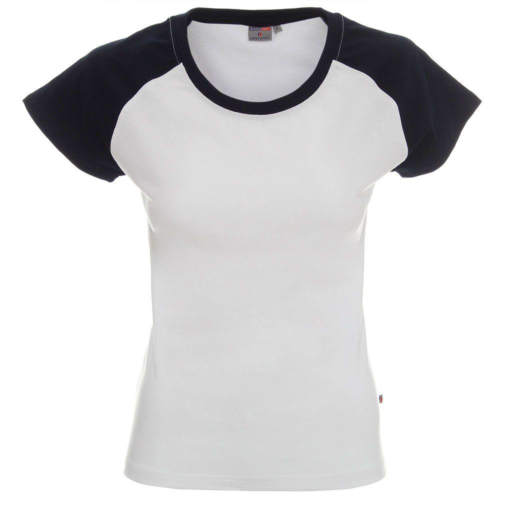 Koszulka reklamowa t-shirt ladies' cruise