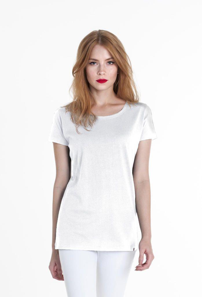 Koszulka reklamowa t-shirt ladies' premium
