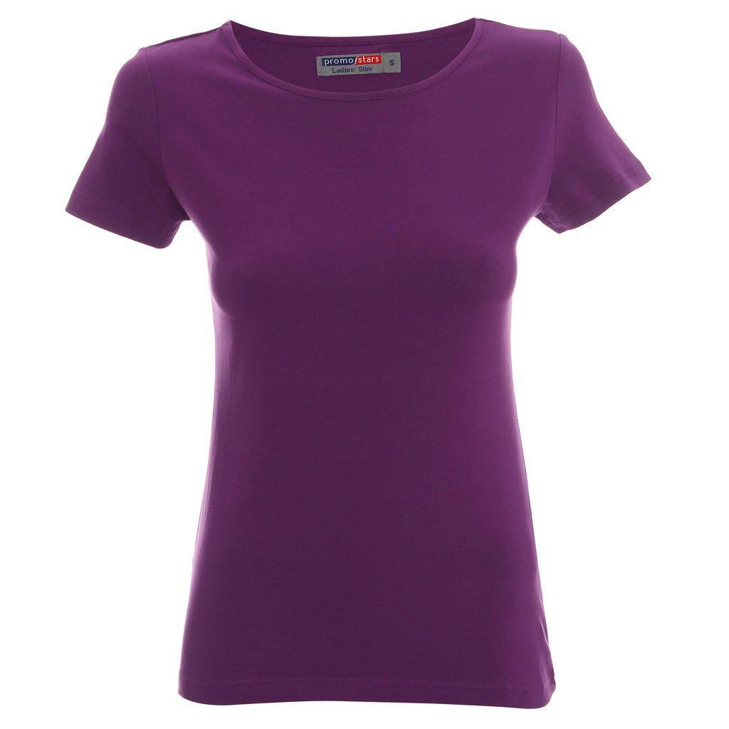 Koszulka reklamowa t-shirt ladies' slim