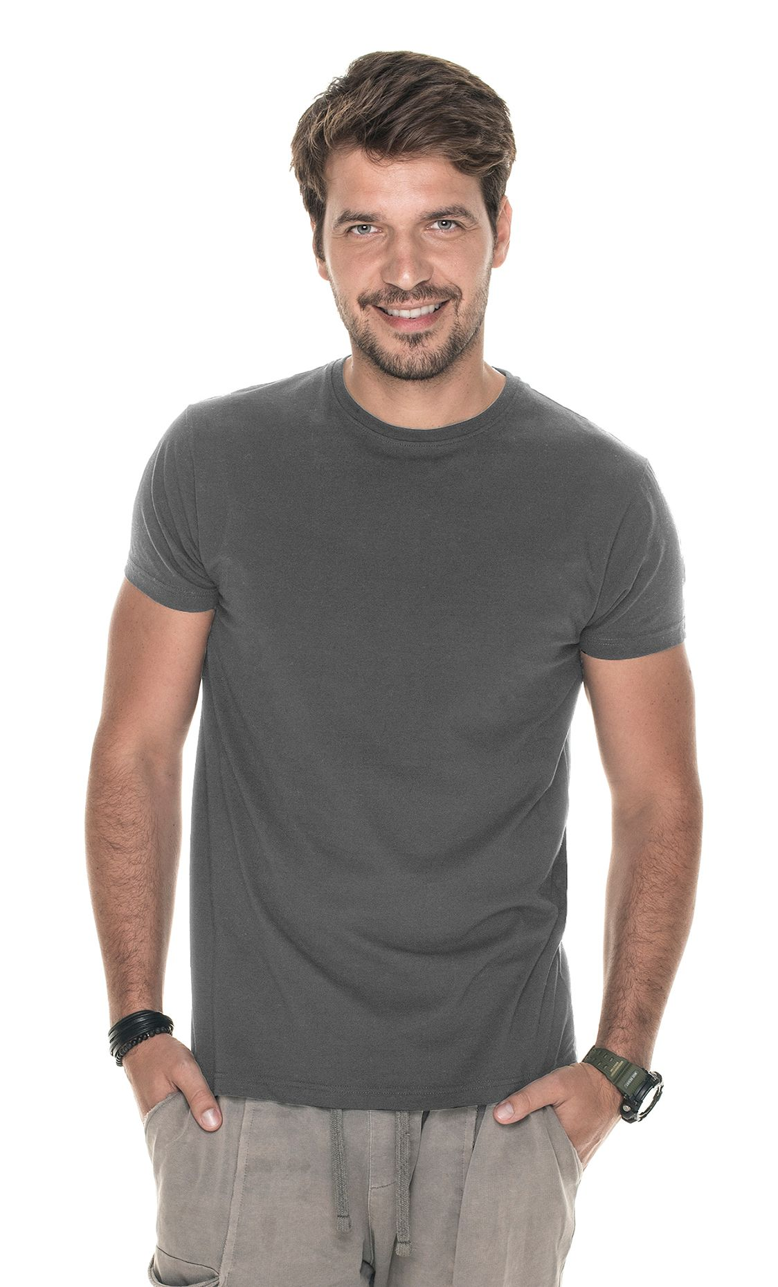 Koszulka reklamowa t-shirt slim light