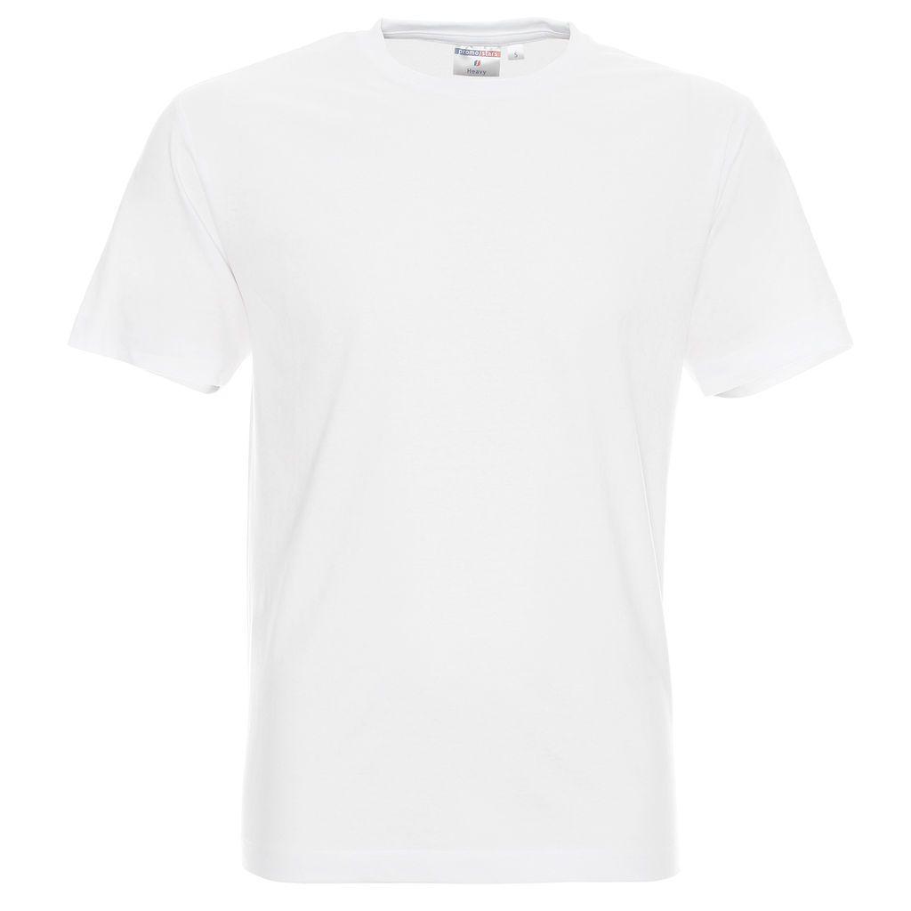 Koszulka reklamowa t-shirt heavy biały