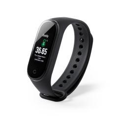 Monitor aktywności, bezprzewodowy zegarek wielofunkcyjny, termometr