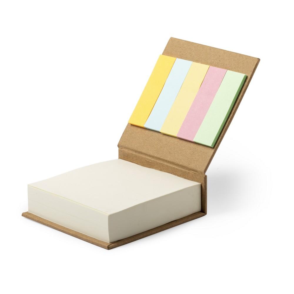 Karteczki samoprzylepne Zestaw do notatek