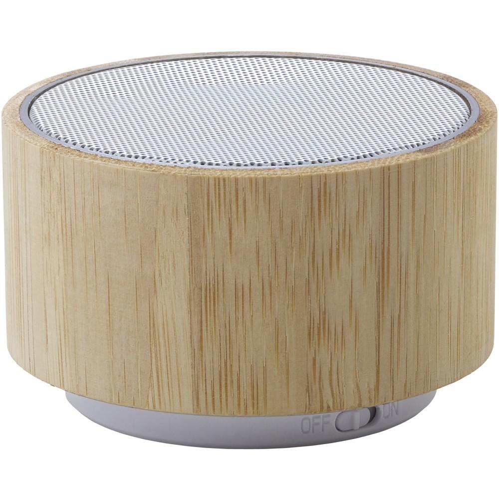 Bambusowy głośnikBezprzewodowy 3W