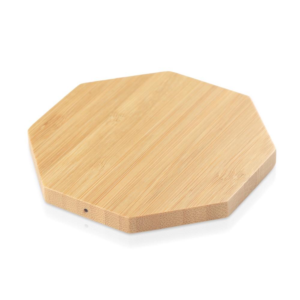Bambusowa Ładowarka Bezprzewodowa 5W