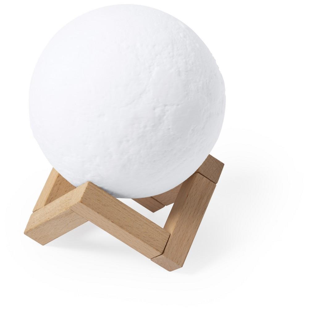 Lampki LED GłośnikBezprzewodowy 3W księżyc