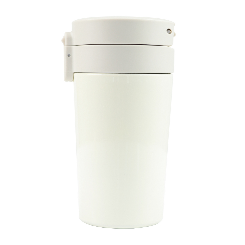 Kubki reklamowe termiczne 250 ml, posiada sitko zatrzymujące fusy