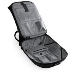 Plecak na laptopa i tablet, Ładowarka słoneczna nylon 1200D