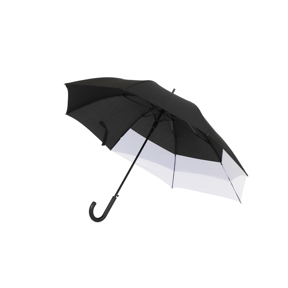 Reklamowy parasol okapekReklamowy parasol automatyczny
