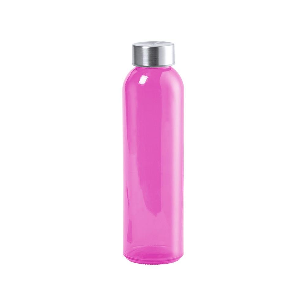 Szklana butelka sportowa 500 ml